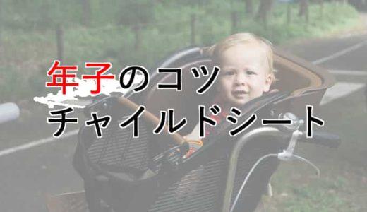 年子を育てるコツ・車移動チャイルドシート編
